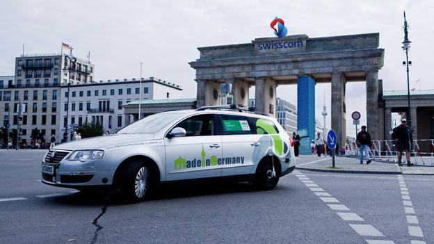 Selbstfahrende Autos: Bald Konsum-Alltag?
