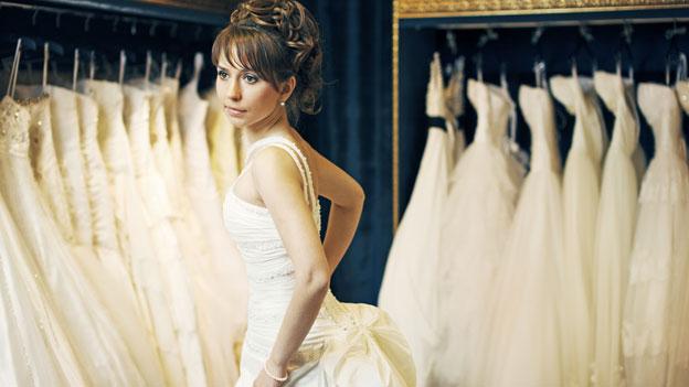 Kann ich das Geld für das Brautkleid zurückverlangen?