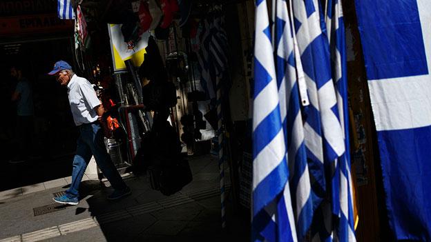 Wie viel Kredit hat Griechenland verdient?