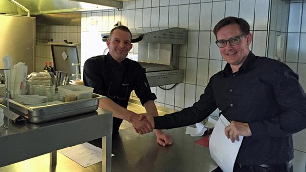 Restaurantkontrolleur: «Manche Geschirrspüler sehen schaurig aus»