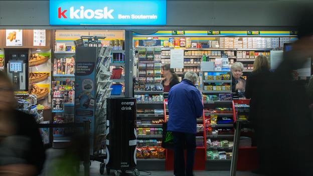 Kredite bald am Kiosk?