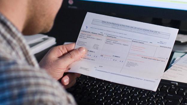 Audio «Referenznummer beim E-Banking: ein notwendiges Übel?» abspielen