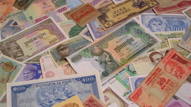 Audio «Teure exotische Währungen» abspielen