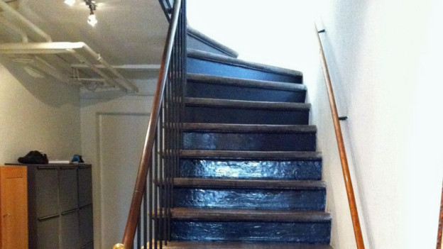 Audio ««Lieferung in die Wohnung» endet schon an der ersten Treppenstufe» abspielen.