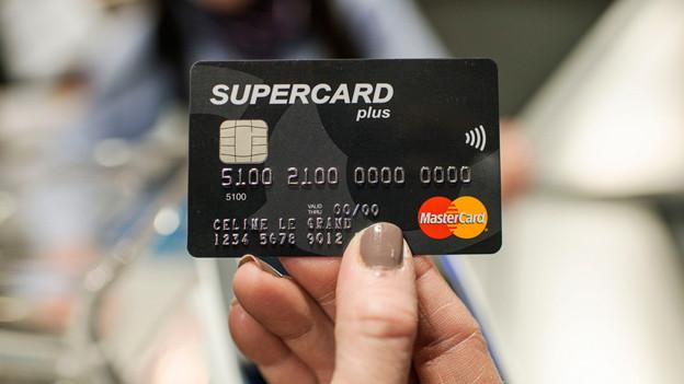 Audio «Coop-Kreditkarte: Jetzt kostet auch die E-Rechnung» abspielen