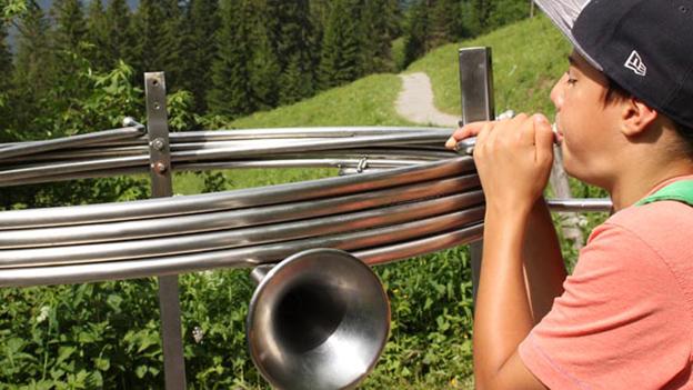 Klangweg Toggenburg: Das Wandern ist der Ohren Lust