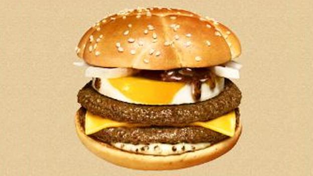 Audio «Trend zum schnellen Essen gab es schon 1978» abspielen.