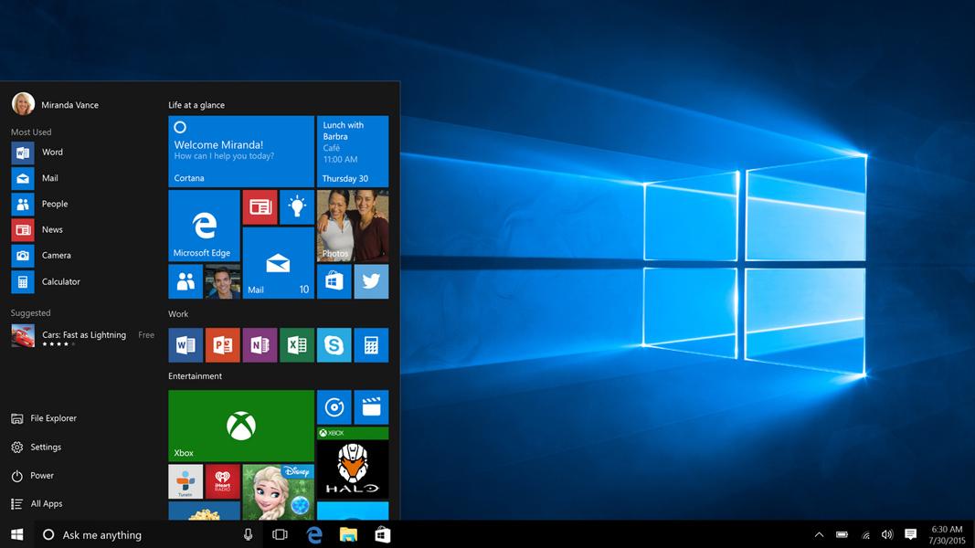 Datenschutz bei Windows 10: Was Sie wissen müssen