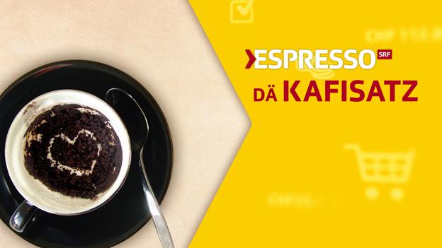«Espresso Kafisatz»: Hochbetrieb beim Hirsch-Import