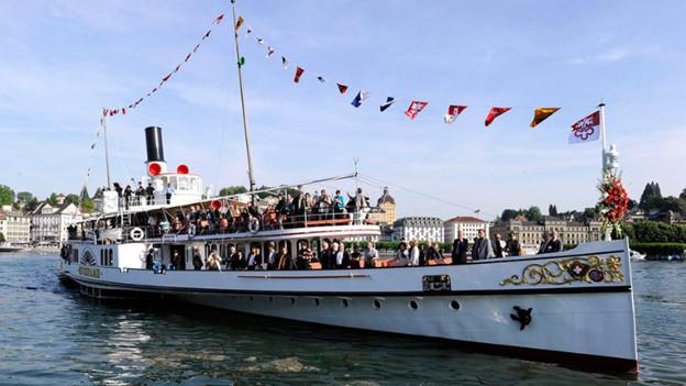 Audio «Nur jedes vierte Schweizer Kursschiff hat einen Partikelfilter» abspielen