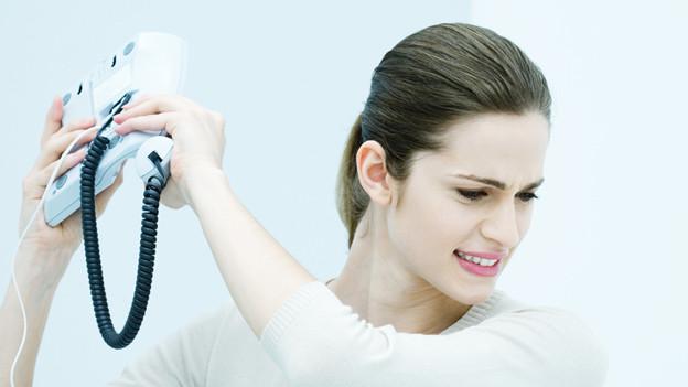 Audio «Lücke bei Swisscom: Wenn das Telefon trotz Anrufsperre klingelt» abspielen