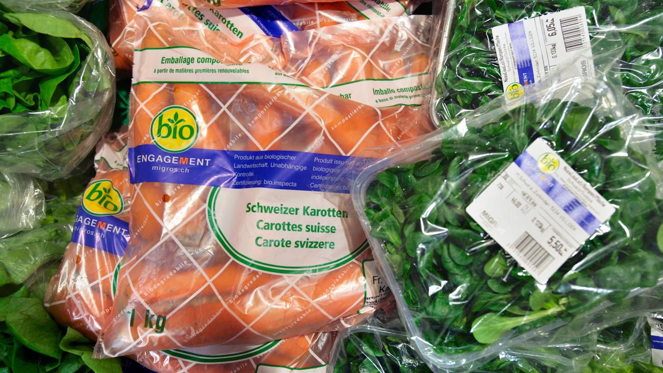 Wer viel verdient, kauft viel Bio-Lebensmittel