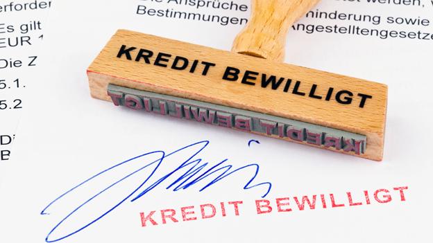 Konsumkredite: Kommt der tiefere Maximalzinssatz?