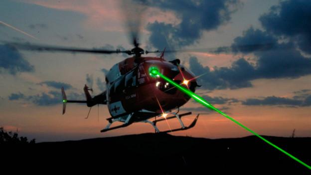 Audio «Laser-Verbot lässt auf sich warten» abspielen