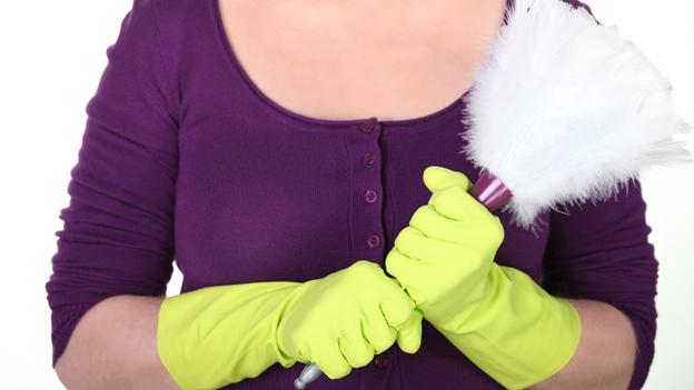 Saubere Anstellungsbedingungen für die Putzfrau