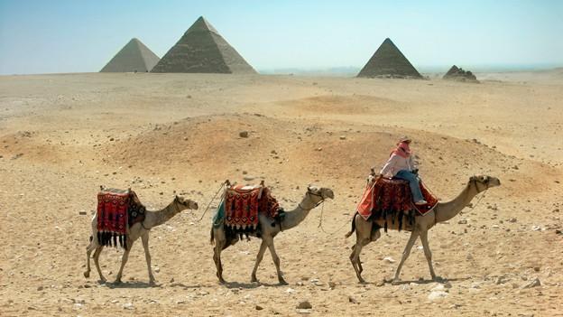 Audio «Ägypten: Keine Reisewarnung – Keine kostenlose Stornierung» abspielen