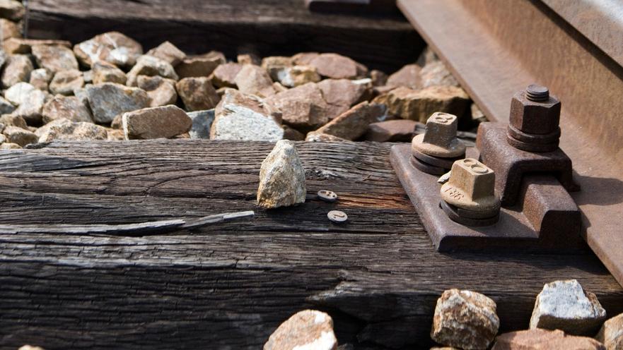 Von wo das Holz für Bahnschwellen kommt