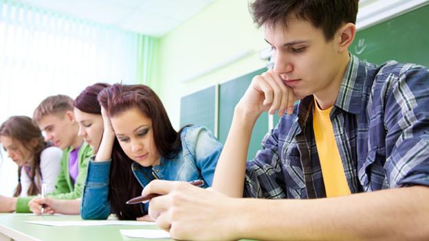 Audio «Multicheck: Kritik an Beurteilung von Schülern» abspielen