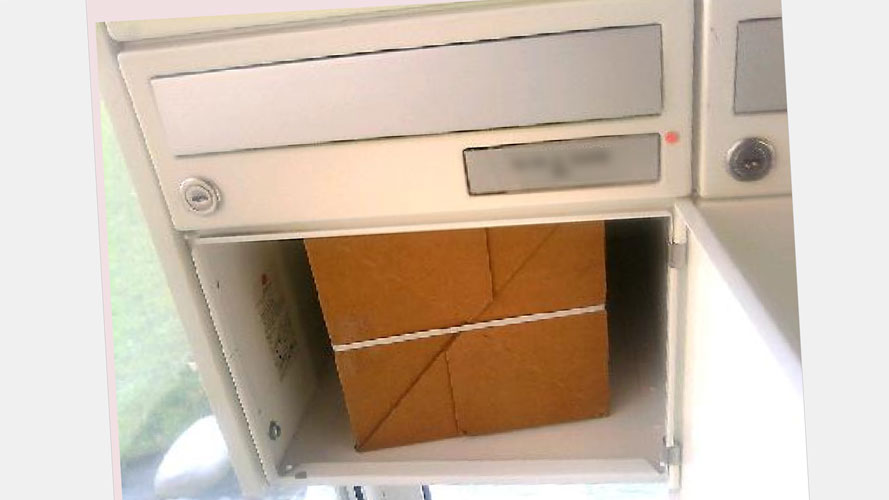 Foto statt Unterschrift: DPD irritiert Paket-Empfänger