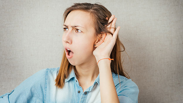 Wie bitte? Höre ich gut genug oder brauche ich ein Hörgerät?