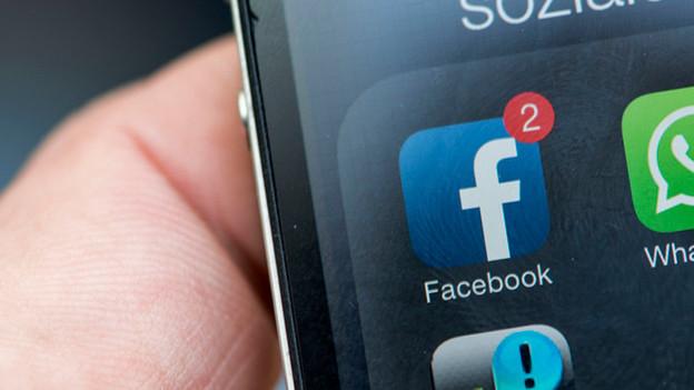 Audio «Rechtsfrage: Darf man «fremde» Fotos auf Facebook posten?» abspielen.