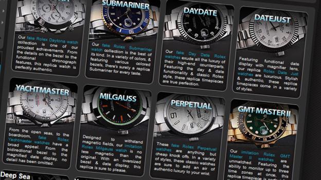 Audio «Uhren-Piraterie» abspielen