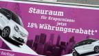 Audio «Aufhebung Euro-Mindestkurs» abspielen.
