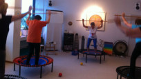 Audio «Wirkungsvolles Training auf dem Mini-Trampolin» abspielen
