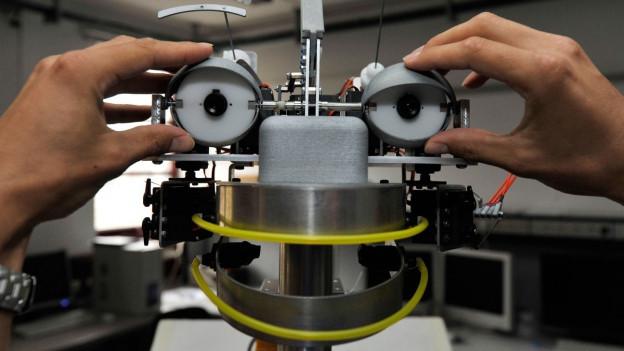 Audio ««Forum»: Werden wir durch Roboter ersetzt?» abspielen.