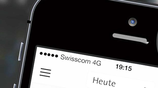 Audio «Swisscom verärgert Prepaid-Kunden» abspielen.