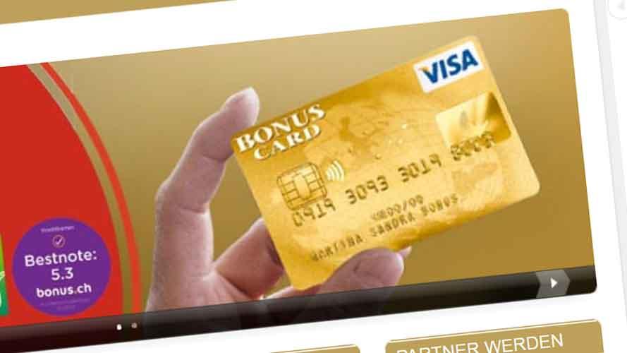 Bonus Card: Nicht alles Gold, was glänzt