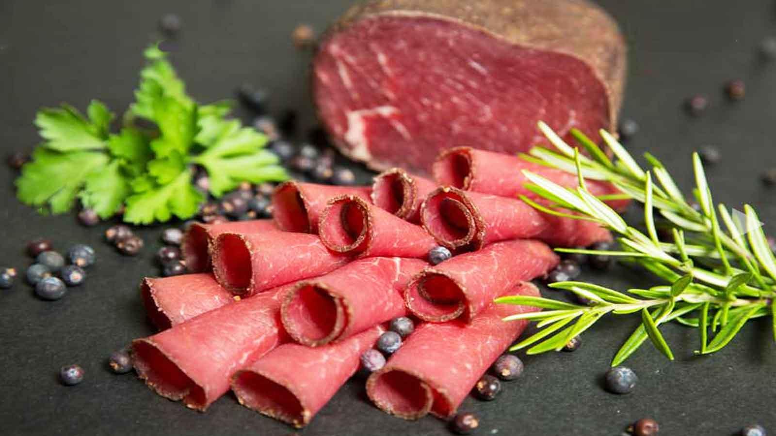 Appenzeller Mostbröckli bald mit weniger Ausland-Fleisch