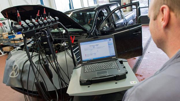 Audio «VW-Skandal: Rückrufaktion gestartet» abspielen