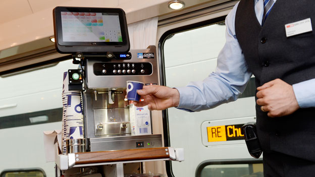 Still und heimlich eingestellt: Der SBB-Hightech-Minibar-Versuch