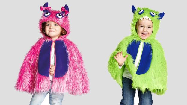 Audio «Jedes sechste Kinder-Fasnachtskostüm ist gefährlich» abspielen