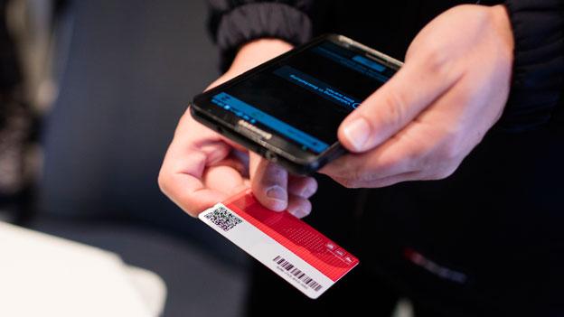 Swisspass-Daten: SBB will Speicherung überdenken