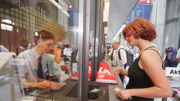 Audio «SBB-Abos: Bei Ersatzausweis kein Geld zurück» abspielen