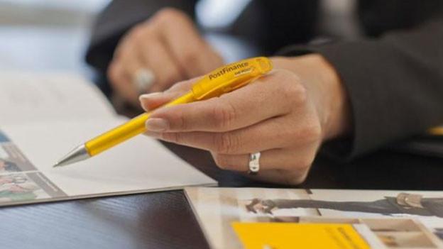 Audio «Fatca-Abkommen verärgert Postfinance-Kunden» abspielen.