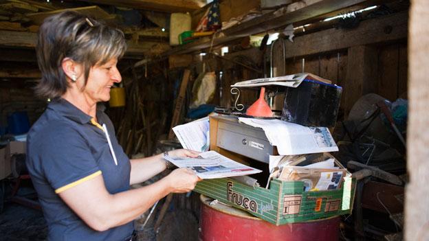 Briefkasten versetzen, sonst gibt es keine Post mehr