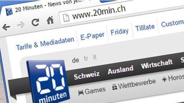Malware auf «20 Minuten»-Seite: Das müssen Sie wissen