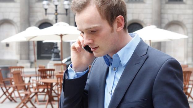 Audio «Swisscoms verwirrende Infos zu «Nomadischer Telefonnutzung»» abspielen