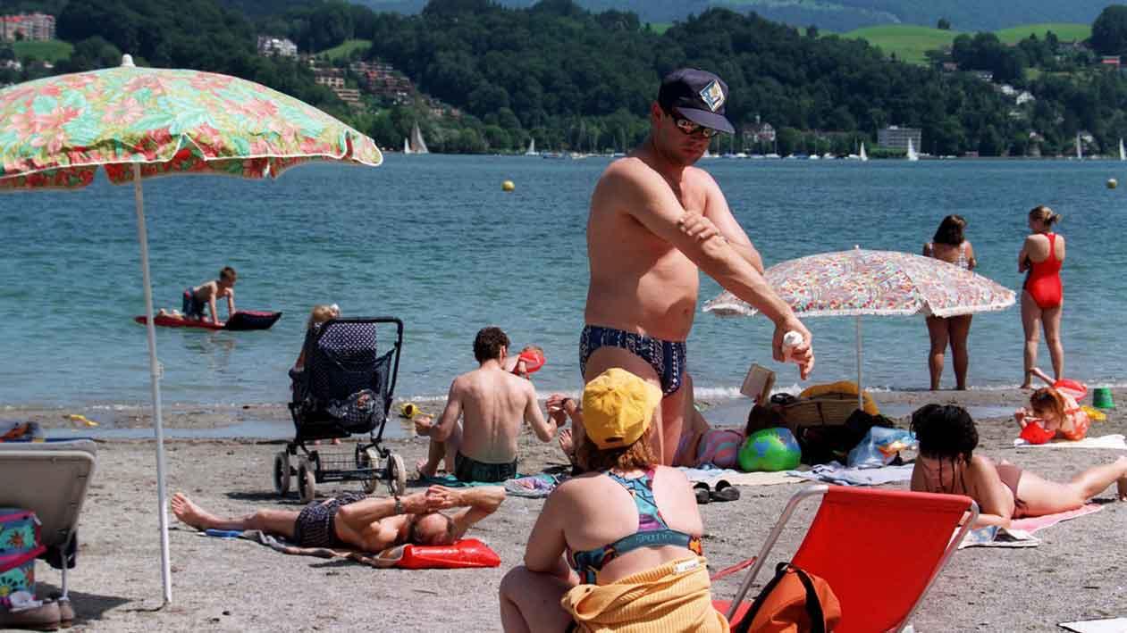 Ferienpläne von Herr und Frau Schweizer: Wir bleiben in der Nähe