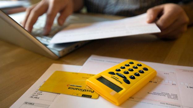 Audio «Fehlzahlungen: Postfinance bestraft ehrliche Kunden» abspielen.