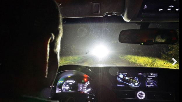 Auto-Lampen: Viele fühlen sich geblendet