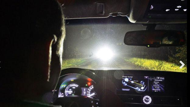 Audio «Auto-Lampen: Viele fühlen sich geblendet» abspielen.