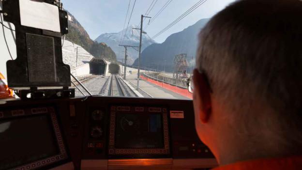Audio «Was der neue Gottthard-Tunnel den Reisenden bringt» abspielen.