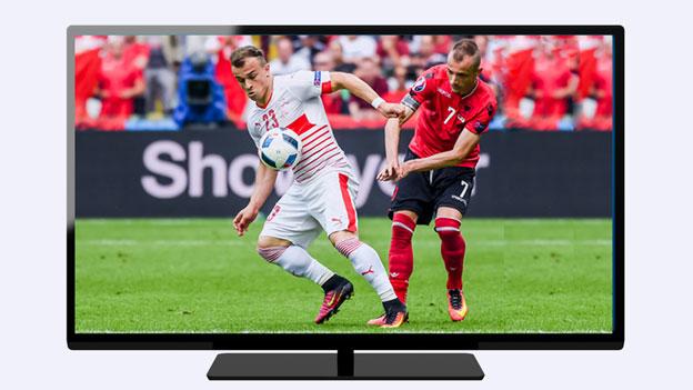 So wird Ihr Fernseher EM-tauglich