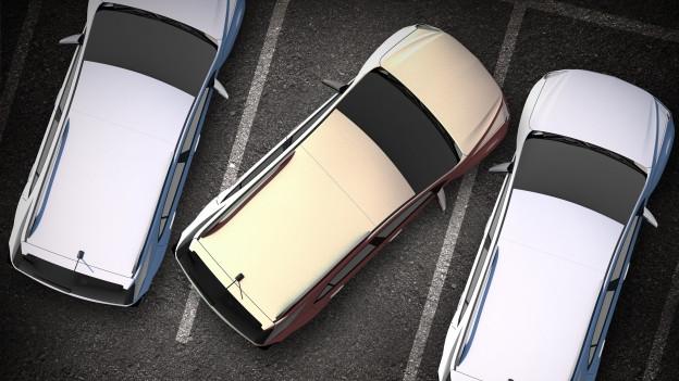 Audio «Selbstparkende Autos: Gesetz verbietet Gebrauch» abspielen.