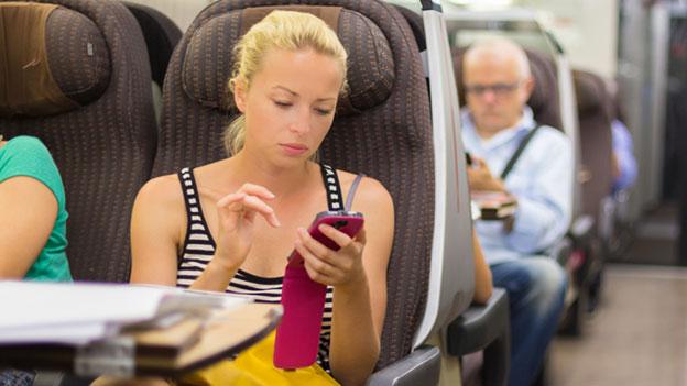 WLAN im Zug: Falsches Argument der SBB