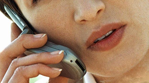 Audio «Swisscom speichert die Stimmen der Kunden» abspielen.